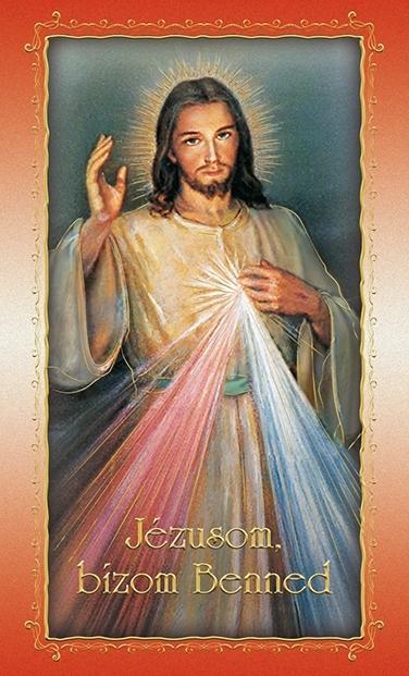 Jézus Bízom Benned!