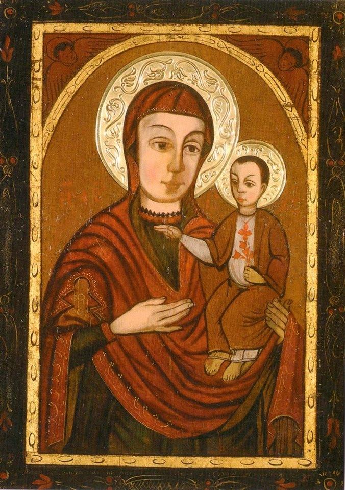 Máriapócsi Szűz Mária